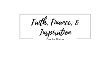Faith, Finance, & Inspiration 3