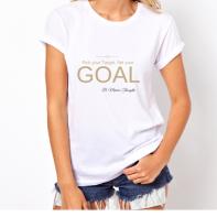 T- Shirt- Pick .....Goal
